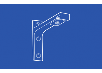4144 I Beam Projected Wall Bracket