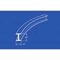 6100 Flexible Curtain Track