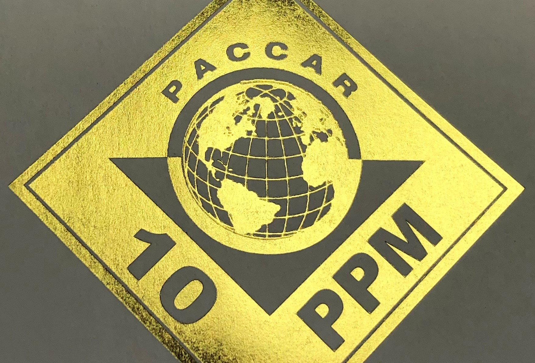 RECMAR Earns 10 PPM Award from PACCAR for 2017