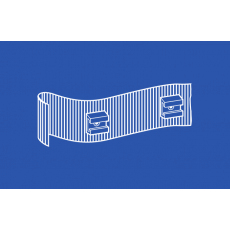 2097 Glide Tape - Polyester Webbing