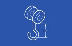 Industrial Trolley - Stainless Steel